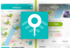 تطبيق WifiMapper