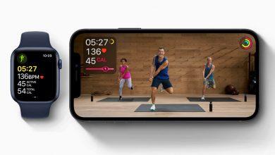 تحميل تطبيق Apple Fitness Plus للايفون 2021 مجانا